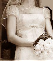 Romantisches Brautkleid von