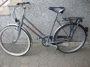 Robustes Damen City Fahrrad 26