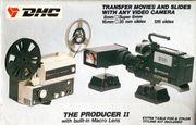 Transfergerät Schmalfilme auf Video