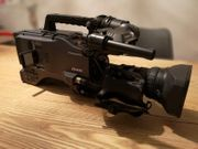 PANASONIC AG-HPX500E HD P2-Camcorder Zubehör -