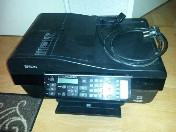 Epson Office 310 » Tintenstrahldrucker