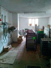 Lagerraum, verschiedene Größen