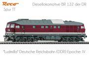 TT Diesellokomotive BR