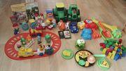 Großes kinderspielzeug Paket