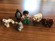 Lego Duplo Tierärztin mit Tieren