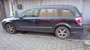 Opel Astra H - Kotfluegel und