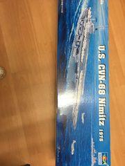 Modellbausatz Flugzeugträger 1 350 Scale