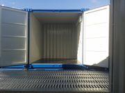 Lager-Container-Miniwerkstatt