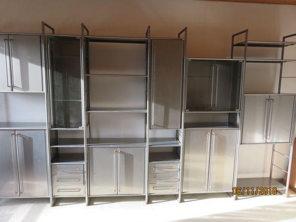 Jugendzimmer Regal Aus Metall In Mammendorf Regale Kaufen Und
