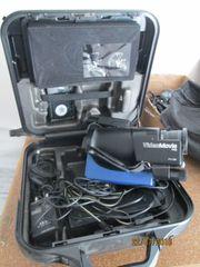 Akai VHS c Camcorder mit