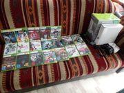 XBOX360 mit 19 Spielen 2
