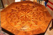 Intarsien-Tisch 1880