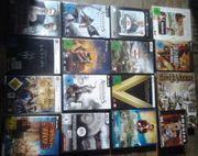 16 x PC Spiele Assasins