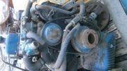 Motor PERKINS DIesel von VW
