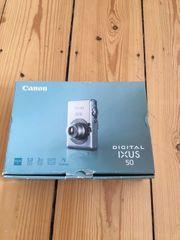 Kamera Canon Digital IXUS 50
