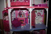 Barbie Traumvilla 3-stöckig