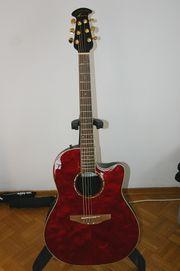 Ovation Celebrity CC24 Ruby Red