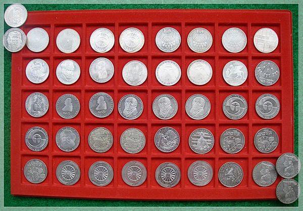 5 Dm Münzen In Kempten Münzen Kaufen Und Verkaufen über Private