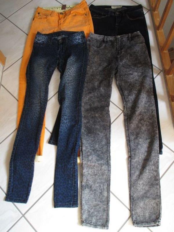 Jeans Paket Gr. XS, 4 Stück in Ludwigshafen - Damenbekleidung kaufen ... 517da2e2f1