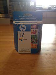 HP Druckerpatrone 17 Tri-Color 15