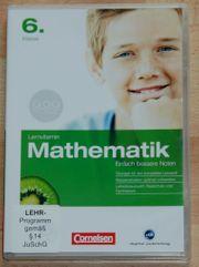 NEU - Lern-Programm - Mathematik 6 Klasse -