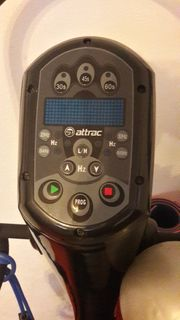 Vibrationstrainer ATTRAC Black Power