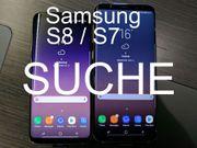 SUCHE Samsung Galaxy S9 S8