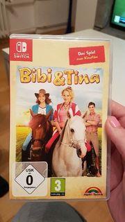 Switch Spiel Bibi und Tina