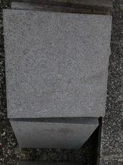 Gehweg Terrassenplatten für 2 Kästen