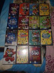 15 stück Sims 2 pc