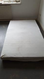 matratze 120x200 zu