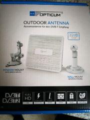 Outdoor Antenne DVBT