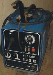Werkstatt Schutzgas Schweißgerät