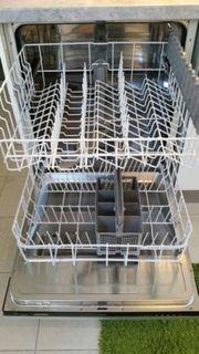 Geschirrspülmaschine Siemens voll