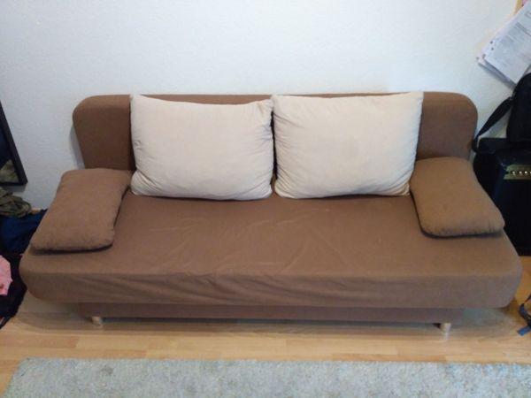 Ikea Sofa Bettsofa Zu Verkaufen In Bonn Polster Sessel Couch