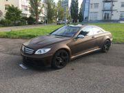 Mercedes Benz CL
