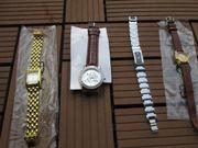 4 Armbanduhren