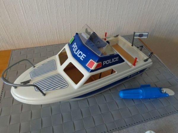 Spielzeug Playmobil Polizeiboot » Spielzeug: Lego, Playmobil