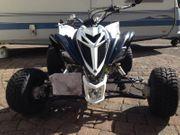 Yamaha Raptor 700R Weiße Perle