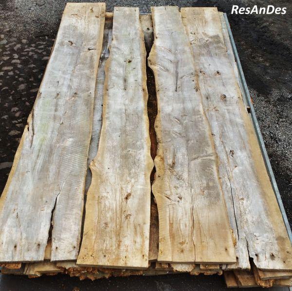 Russische Erle Antike Bretter Altholz Alte Holzbretter In