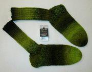 Handgestrickte Socken, Schoppel
