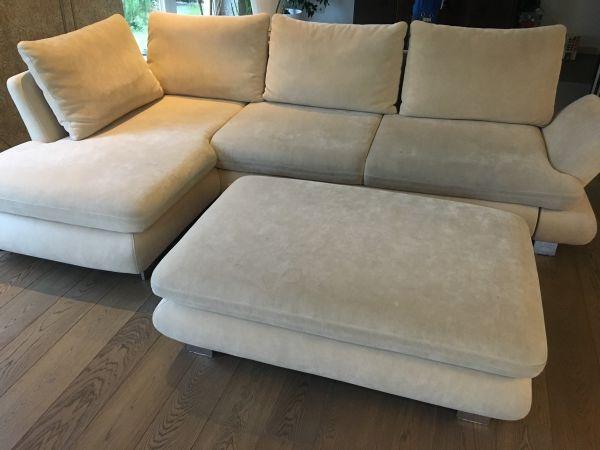 Gebrauchte sofas kaufen neuwertiges ecksofa inari grau for Gebrauchte sofas hamburg