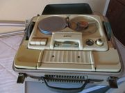 Radio/elektr.Schreibmaschine/