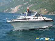 Motorboot Draco 2000