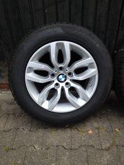 BMW X3 X4 Winterräder Runflat