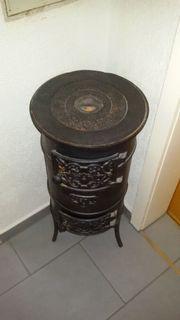 Antiker Gusseisernen Ofen