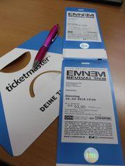 Tickets für das ausverkaufte Eminem -