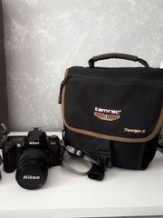 Analoge Spiegelreflexkamera, Nikon