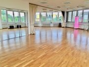 Tanzraum,Trainingsraum,KInderunterricht,