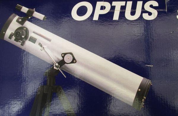 Teleskop fernrohr optus: teleskop refraktor teleskop von astrolon in